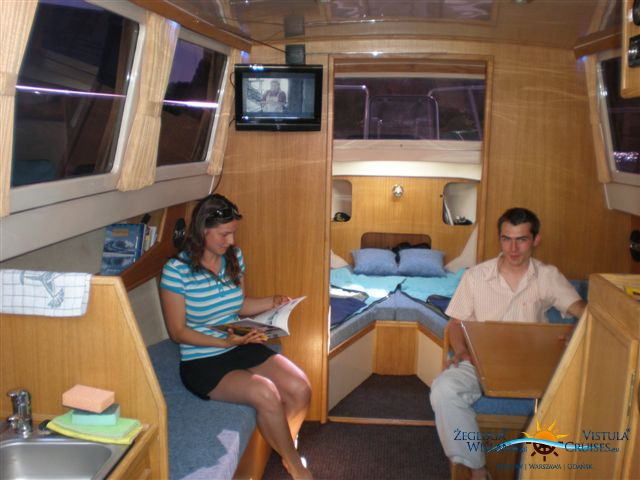 image Vistula Cruiser 30 S6