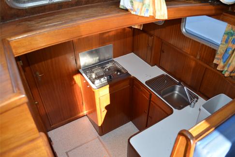 image Linssen Yacht 364
